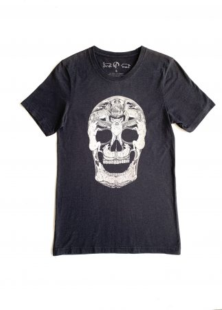 Fable Men's Black Tee