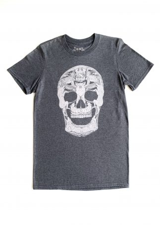 Fable Men's Grey Tee
