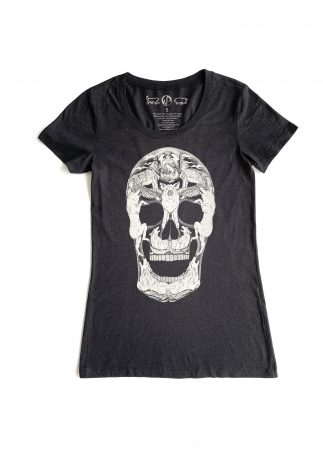 Fable Women's Black Tee