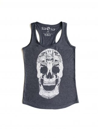 Fable Women's Grey Tank