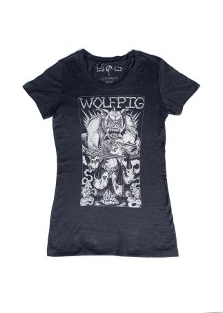 Activation Women's Black Tee