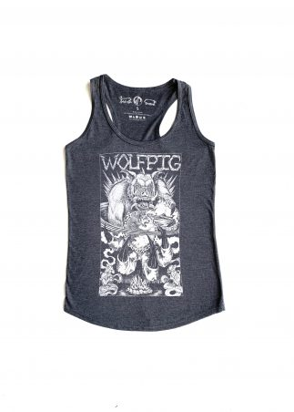 Activation Women's Grey Tank