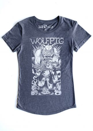 Activation Women's Grey Tee