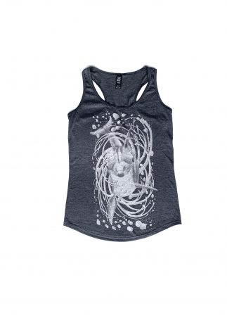 Dolphin Women's Grey Tank