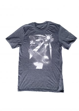 Eagle Men's Grey Tee