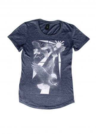 Eagle Women's Grey Tee